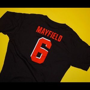 Cleveland Browns Baker Mayfield Jersey T-Shirt